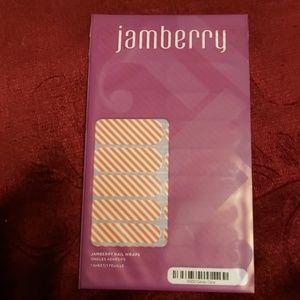 Jamberry Makeup - Jamberry Nail Wraps Candy Cane